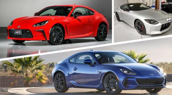 哪款即将推出的跑车最让你兴奋?