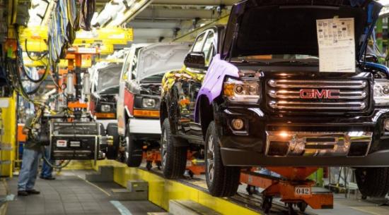 通用汽车将于4月12日恢复温茨维尔装配厂的生产