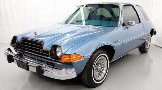 这款1,884英里AMC Pacer即将拍卖,价值将近3万美元