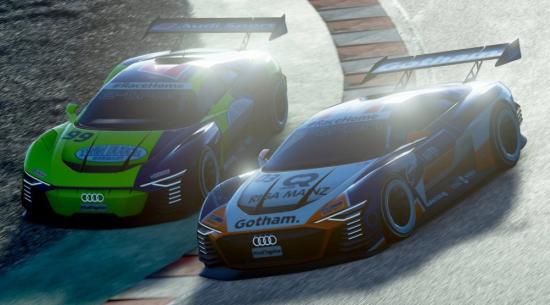 Gran Turismo Sport将在奥林匹克虚拟系列赛中亮相