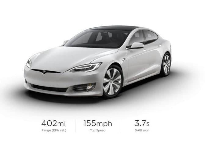 汽车资讯:特斯拉Model S Long Range Plus的续航里程超过300英里这是我们测试中的第一个