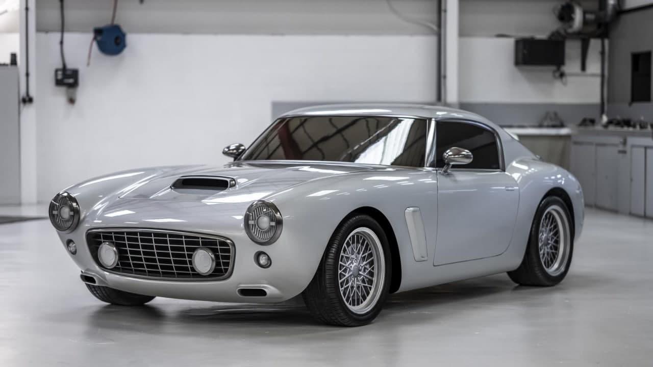 汽车资讯:重新设计的250 GT SWB来自英国