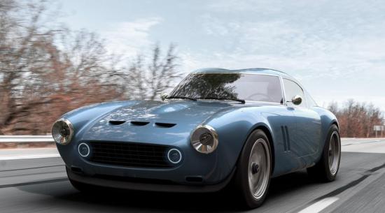 这款受法拉利启发的V12杰作的转速达到10,000 RPM