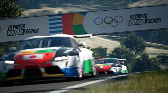 """奥林匹克虚拟系列赛预选赛今天在"""" Gran Turismo Sport""""中拉开帷幕"""