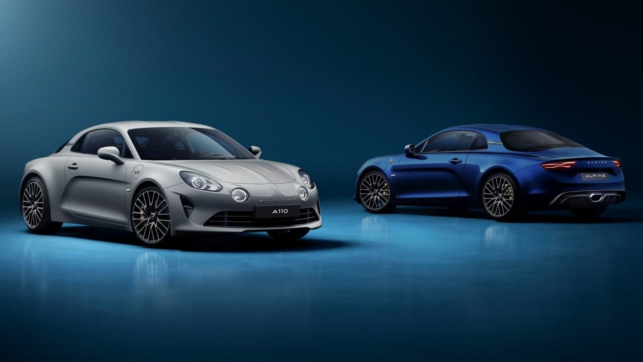 汽车资讯:宣布发布Alpine A110 Legende GT UK价格和功能