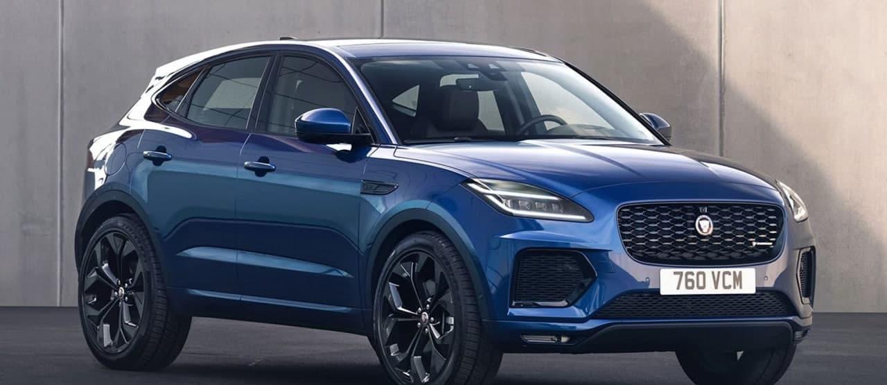 汽车动态:价格变化和捷豹最小的SUV的新变种
