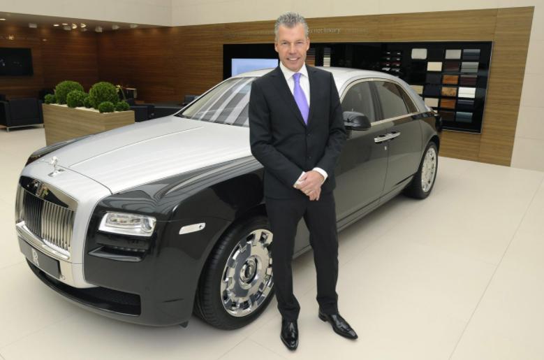 罗尔斯·罗伊斯(Rolls-Royce)复兴了汽车制造业务