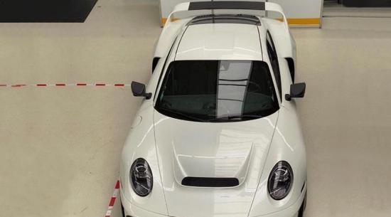 保时捷911 GT3 RS将是壮观的