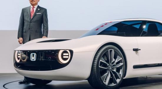 本田运动型电动车概念车有望投产