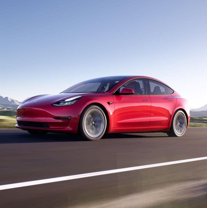 汽车资讯:特斯拉Model 3、Model Y 价格上涨