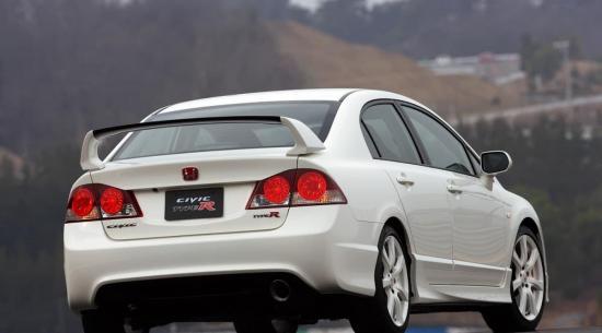 我开过的最好的汽车 #2:FD2本田思域R型轿车