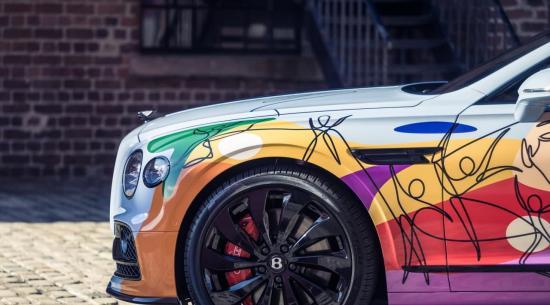 """宾利""""Unifying Spur""""庆祝汽车制造商的新多元化和包容性计划"""