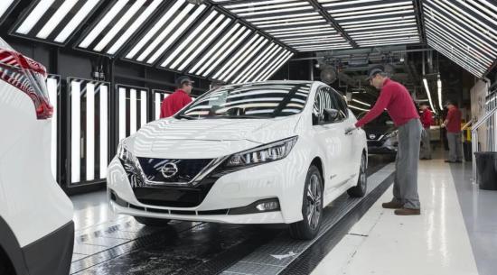 英国汽车生产出现复苏迹象,但大局依然黯淡