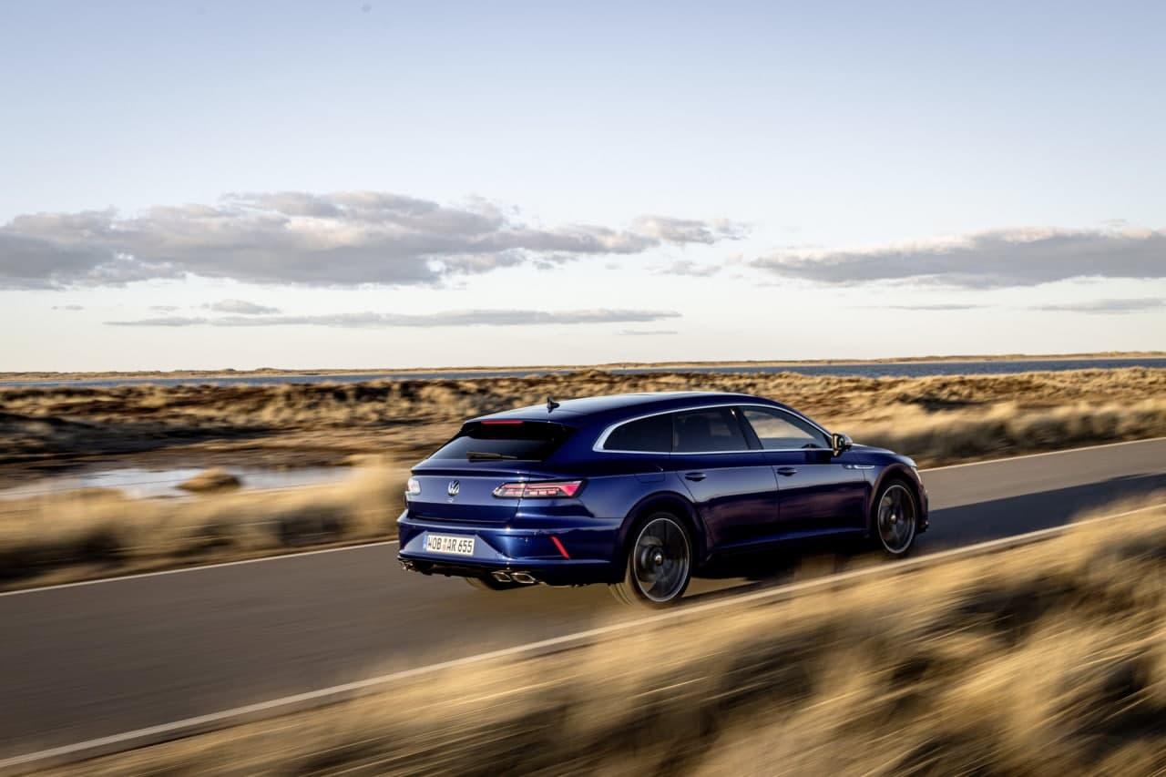 汽车动态:2021年大众Arteon R在英国推出,成本高于宝马的M440i GC