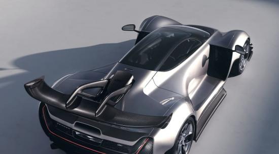 量产 Czinger 21C 作为3D打印的混合动力超级跑车上市,最高时速为1,233马力和281英里/小时