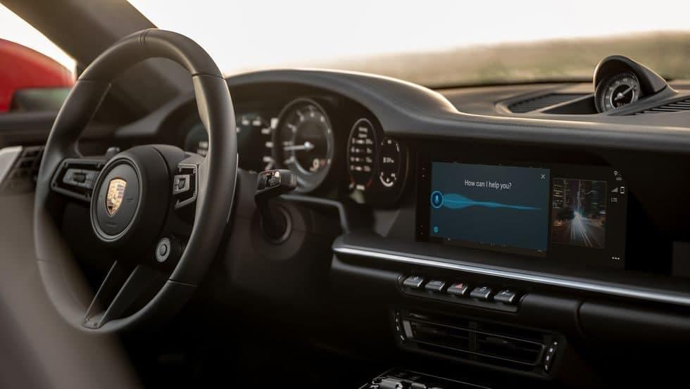 汽车动态:保时捷展示新的信息娱乐系统,添加 Android Auto