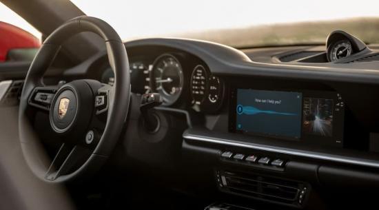 保时捷展示新的信息娱乐系统,添加 Android Auto