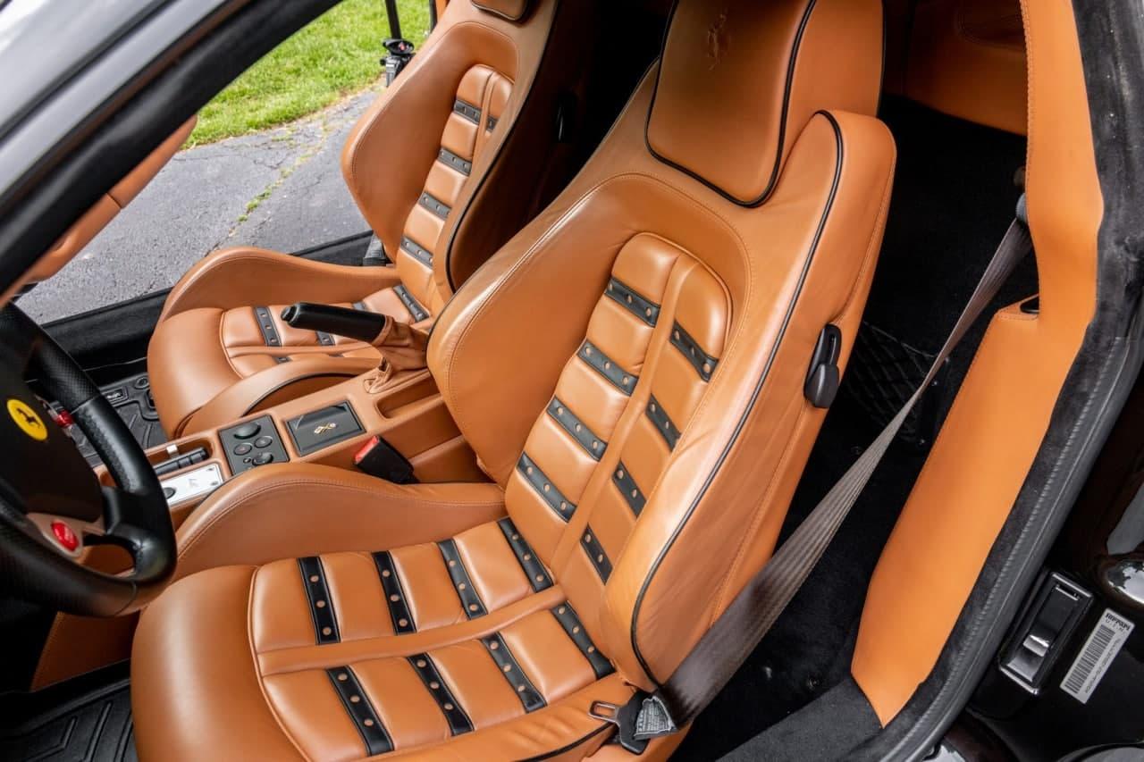 汽车动态:这款2005款法拉利F430显然经受住了时间的考验