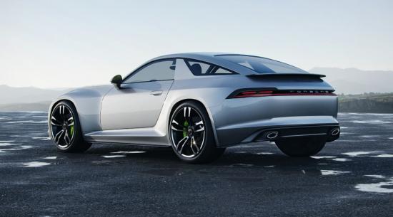 保时捷928Coupe 由独立设计师在2025年实现现代化和电气化
