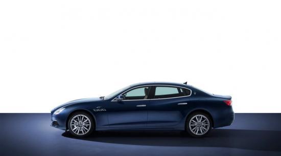 玛莎拉蒂调整2022年阵容,Quattroporte 获得 345 马力的新基础发动机