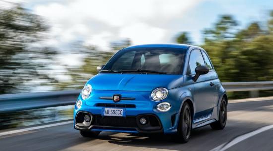 Abarth宣布其所有车型将从2024年起实现电动化