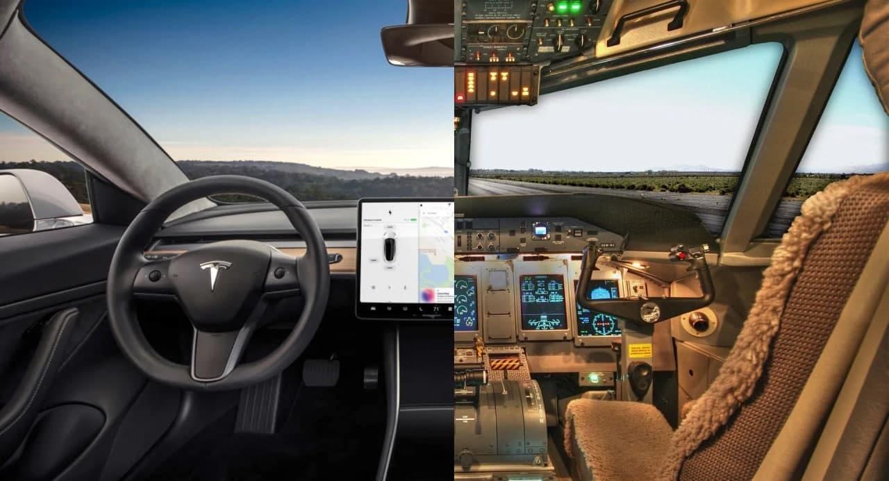 特斯拉拥有的航空公司飞行员解释了为什么当使用自动驾驶仪时司机仍然负责