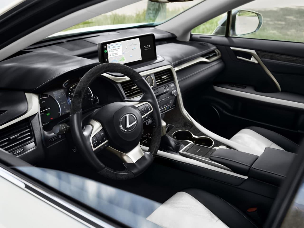 汽车动态:2022年雷克萨斯RX L加入黑线限量版潮流