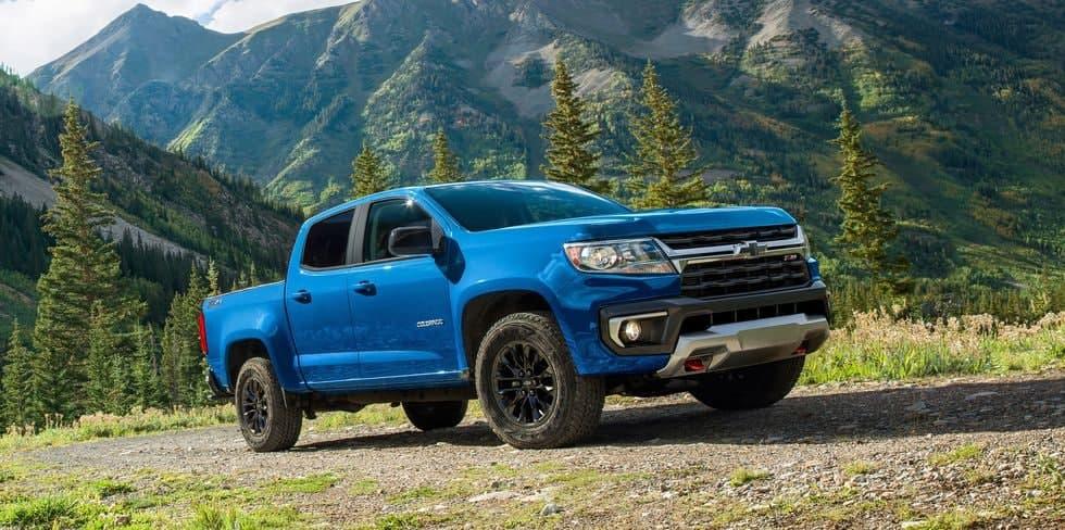 汽车动态:2022 Chevy Colorado 添加 Trail Boss 越野套装