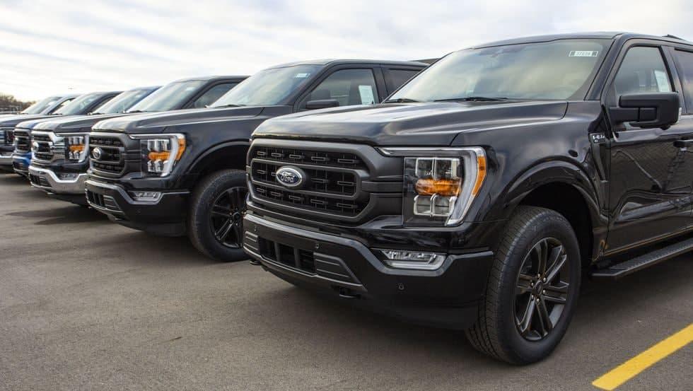 福特可能会要求经销商在未完成的汽车中安装芯片