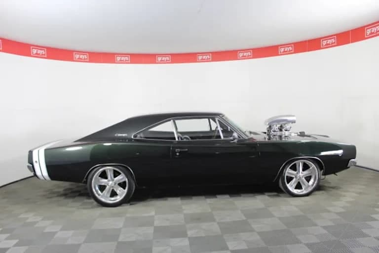 500ci Dodge Charger R/T 拍卖