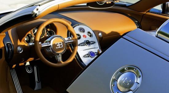 布加迪以未注册的威龙 Grand Sport 原型车完成首个内部修复项目