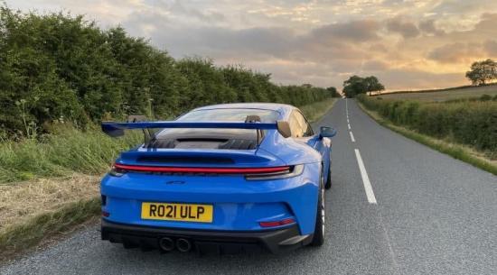我们在一个周末通过新款保时捷 911 GT3 学到的一切