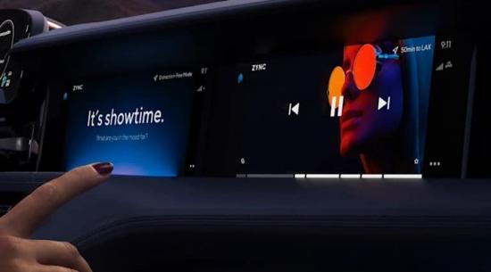 保时捷和 Zync 联手改进车载信息娱乐系统