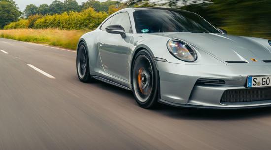 第一次驾驶:2021 保时捷 911 GT3 Touring