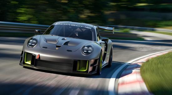保时捷和 Manthey-Racing 发布限量版 911 GT2 RS Clubsport 25