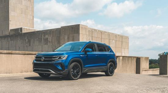 2022年大众Taos在超小型SUV中扮演重要角色