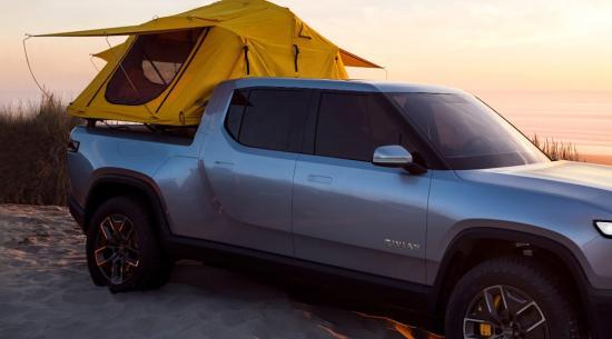 电动汽车初创公司 Rivian 以测试为幌子向澳大利亚发送了两辆汽车