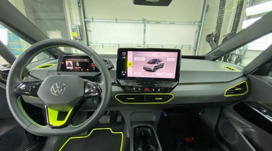 大众确认生产全轮驱动 ID 掀背车