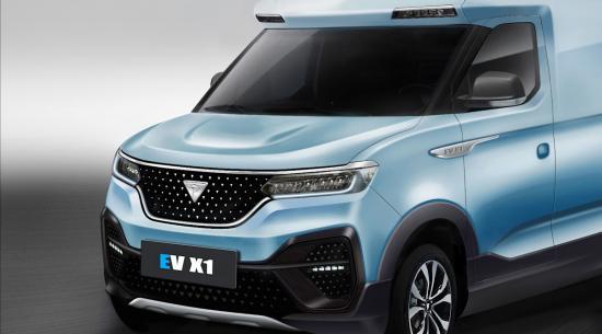 澳大利亚电动新贵 ACE EV 展示 X1 变形金刚面包车