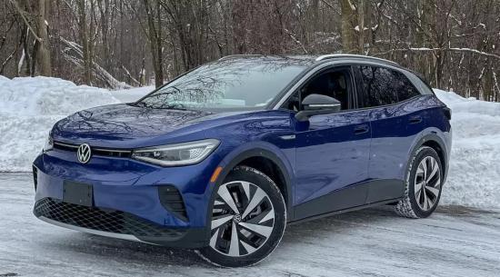 大众 ID.4 AWD 行驶 249 英里,是 AWD EV 中最低的价格
