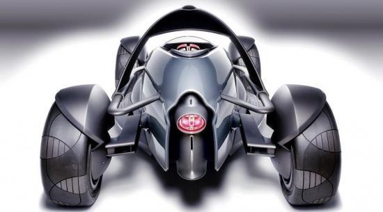 活泼的新丰田应该最终建立这个概念车