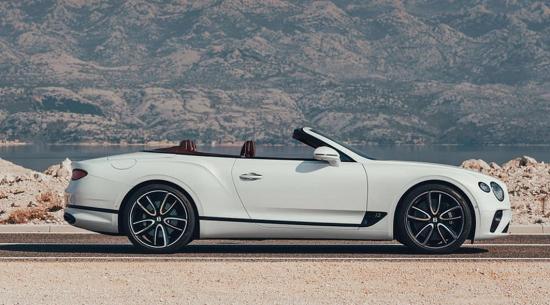 2022 年常规宾利欧陆 GT 将取消 W12 发动机