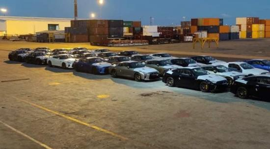 日产最终的澳大利亚 GT-R 已经到货