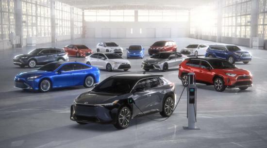 丰田和 Stellantis 在北美电动汽车电池生产上投入巨资